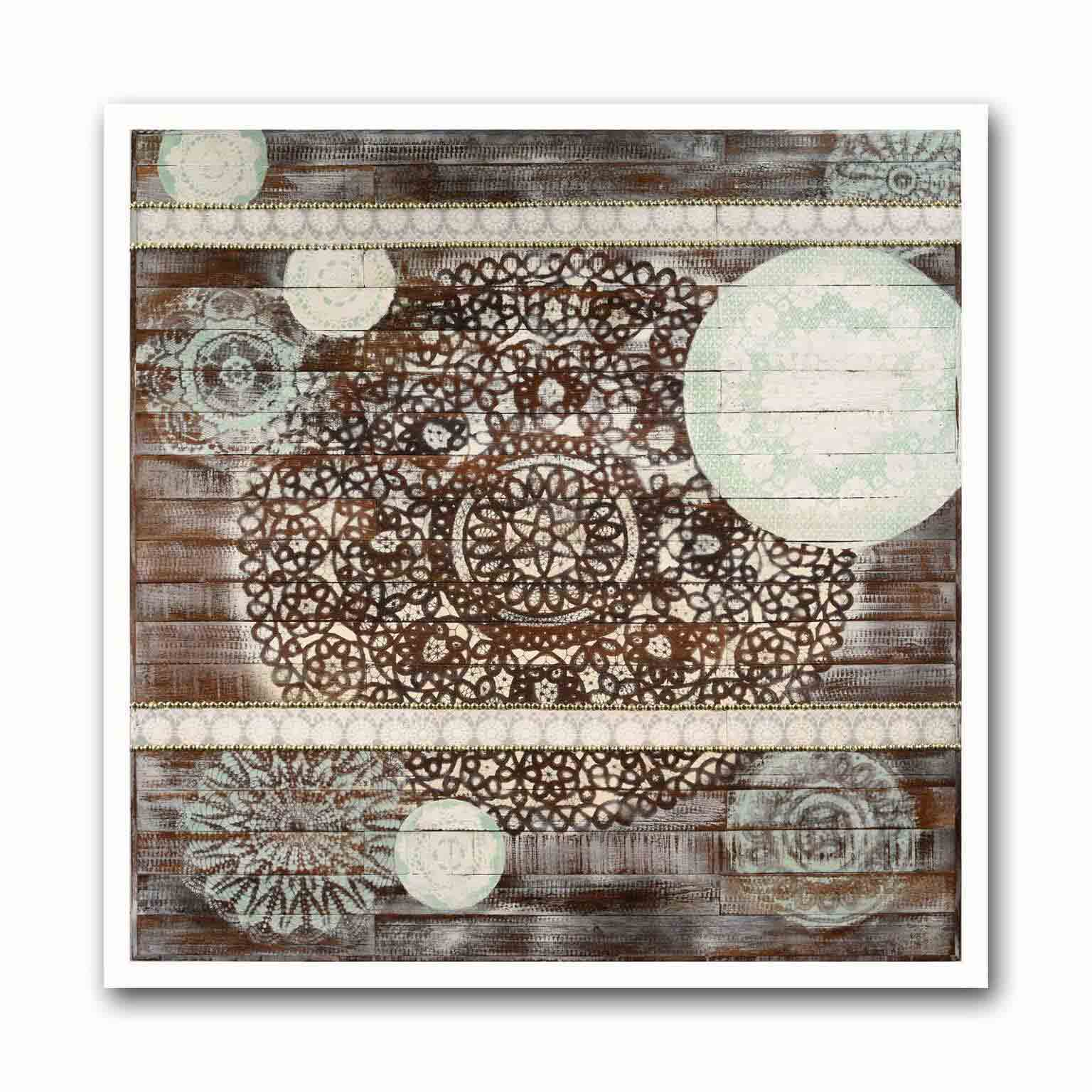 Antique Lace #14 Archival Print