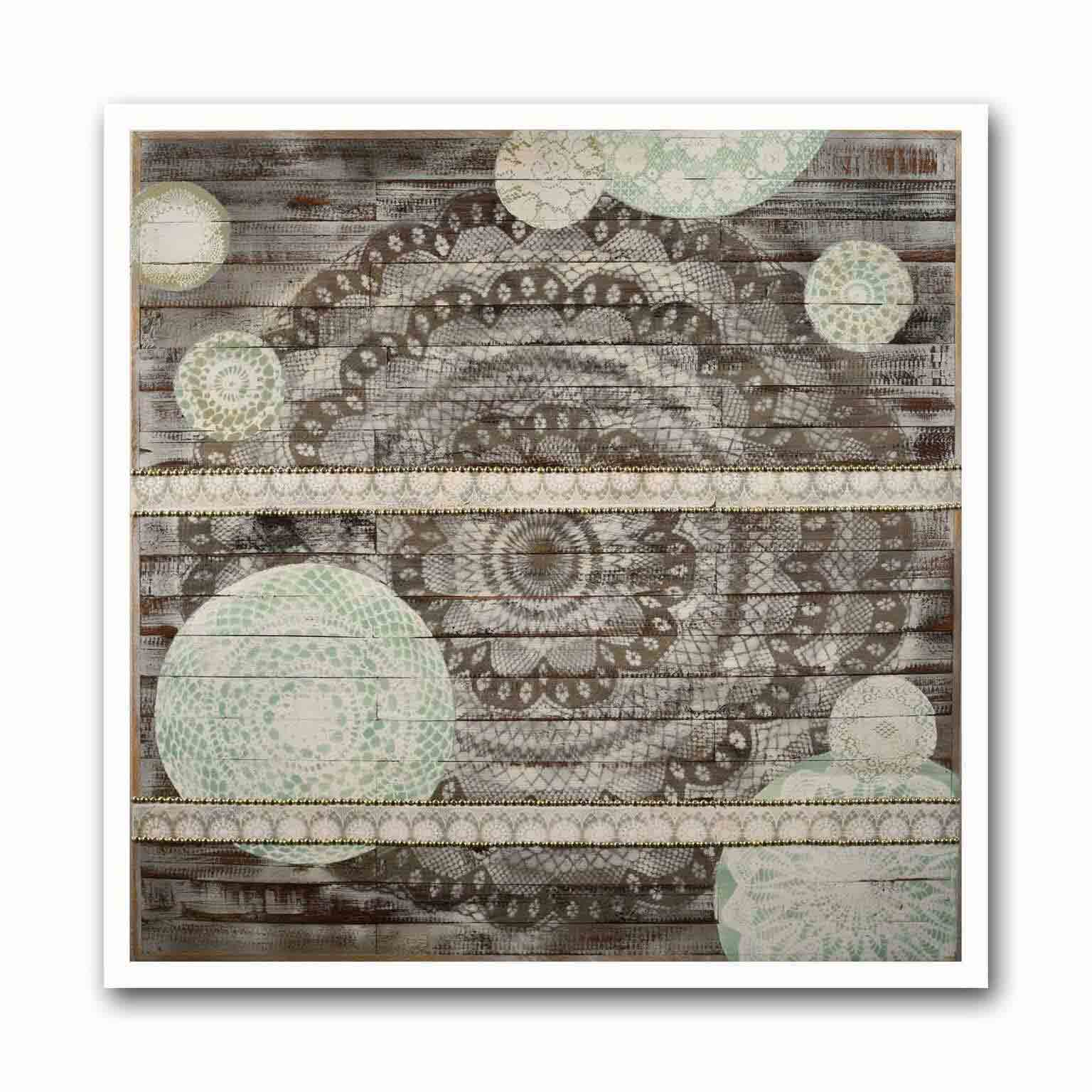 Antique Lace #15 Archival Print