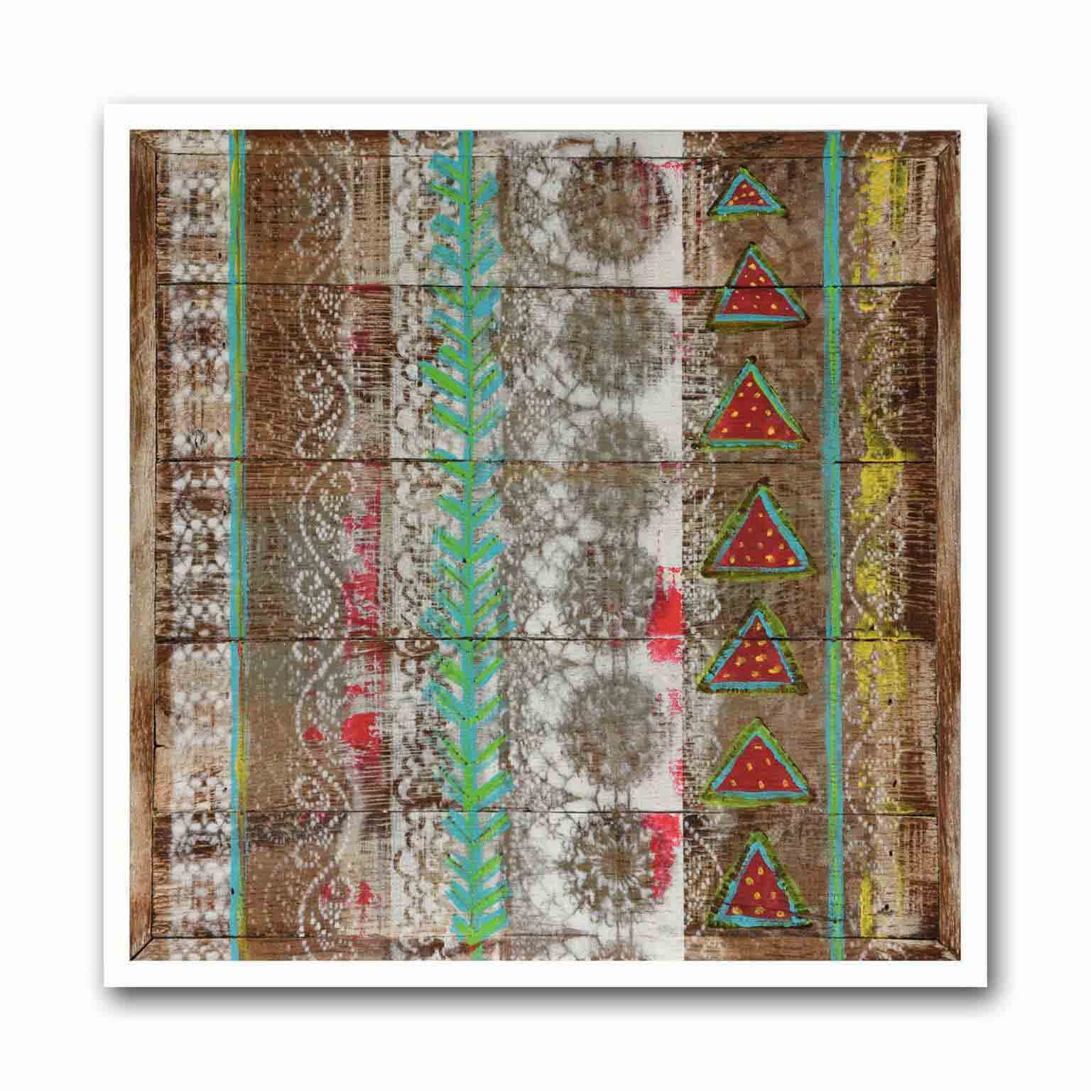 Antique Lace Trim #1A Archival Print
