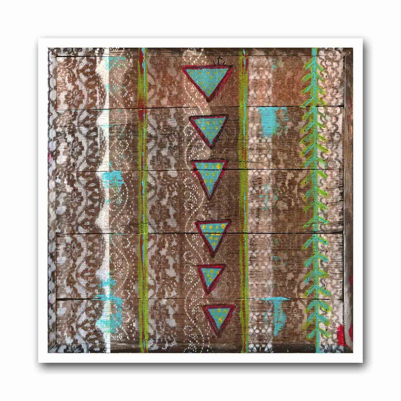 Antique Lace Trim #5A Archival Print