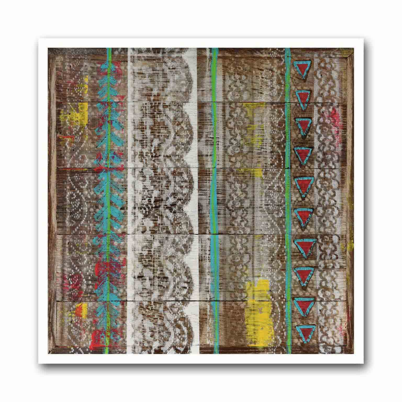 Antique Lace Trim #6A Archival Print
