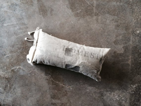 Mail Bag Pillow (SM)