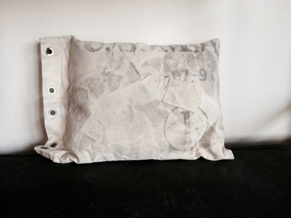 Mail Bag Pillow (LG)