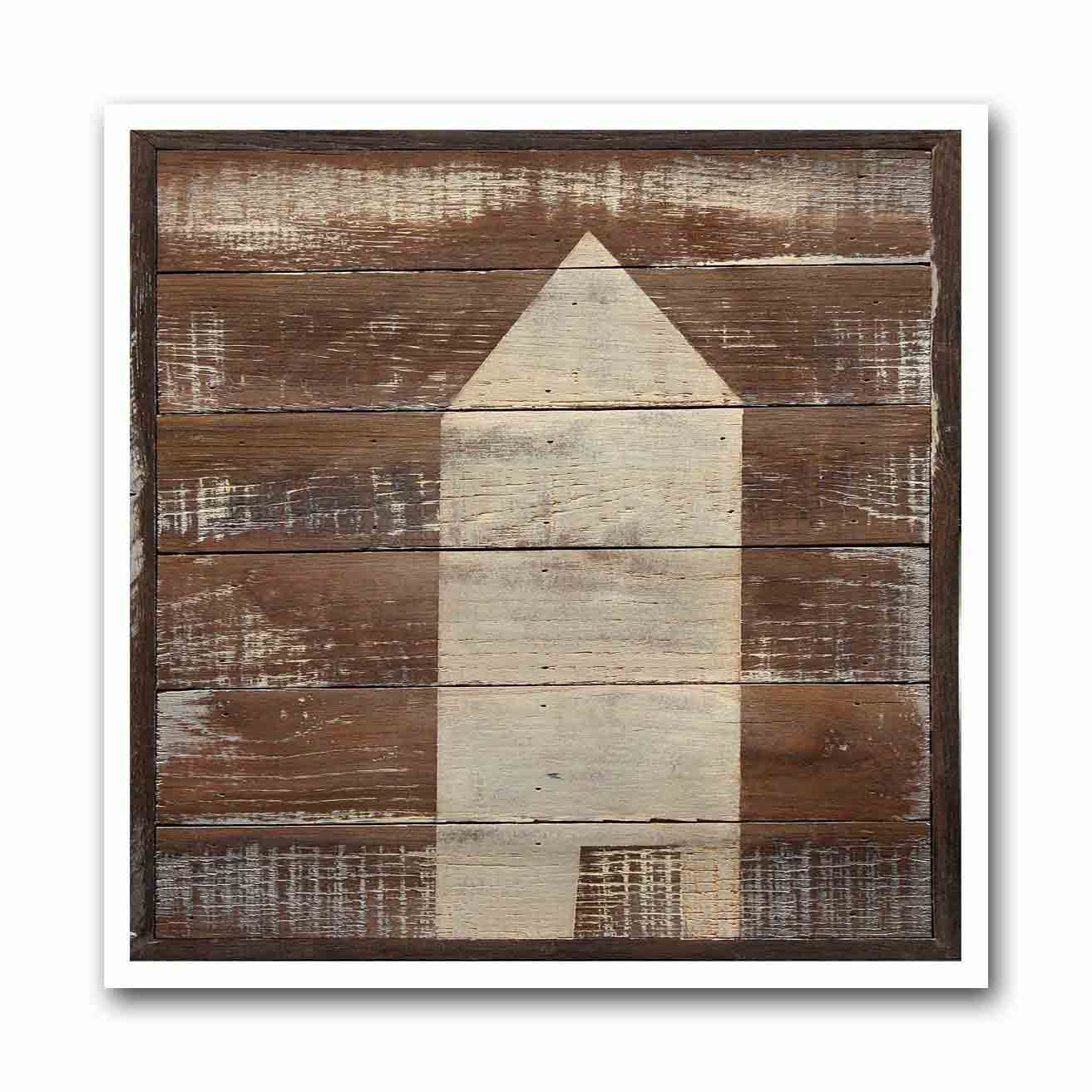 Swiss Wood Shed #3 Archival Print