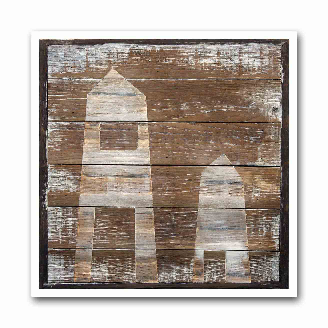 Swiss Wood Shed #4 Archival Print